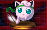 SSBM Jigglypuff HungryboxTrophy by danimation2001