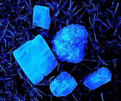 Blue Crystals by ReaperJivid