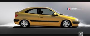 CITROEN Xsara VTS by RibaDesign