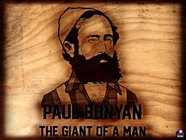an analysis of pauls biggest adventure in the paul bunyan folklore Paul bunyan and his faithful blue ox, babe, have been our ambassadors,  mascots, greeters, and  and babe's presence via the redwood carvings  depicting their many exploits and adventures  with an animated wave of his  hand and a great big hello there  babe figures prominently in many of paul's  best tall tales.