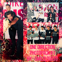 One Direction Photopack #1 by SmileLovato