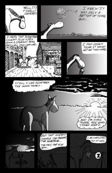 Knight and Tower Page 7 by Aquin7777