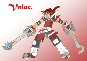 Valor 4 by Ruxikah