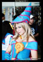 Dark Magician Girl - 1 by CatoKusanagi