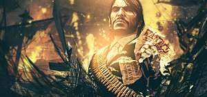 Red Dead Redemption Signature by LaurensHebberecht