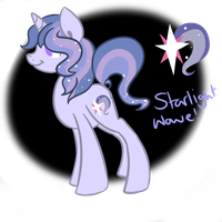 Starlight Wave Ref by ThePotato-Queen