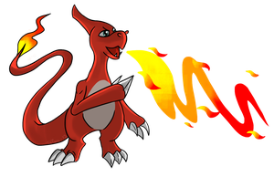 Charmeleon by yellowy-yellow