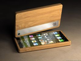 iPhone bamboo 7 by eco6org