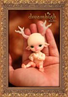RUDOLPH 'the red nose' 4 by DreamHighStudio