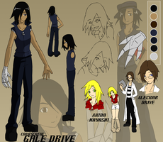 TC:: Gale Character sheet by kaitoiscool