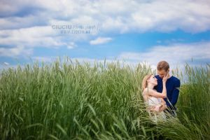 love is in the air by CIUCIU-Photography