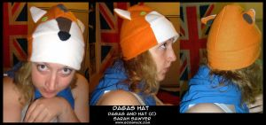TGP Dagas Fleece Hat by wolfsilvermoon