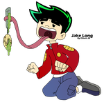 Jake Long ''You can not be serious'' by daedalus-net