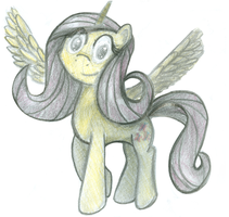 Fluttercorn Badly Colored by TimeForSP