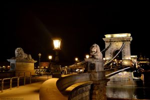Chain Bridge by Drazen1804