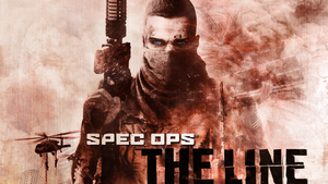 Spec Ops The Line Wallpaper by Slydog0905