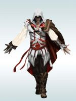 Assassins creed II Ezio by Tool-of-life