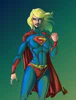 Supergirl by padisio