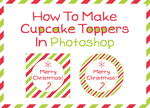 How To Make Cupcake Toppers In Photoshop by MysticEmma