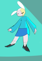 fionna by ectoqueen