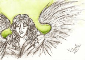 Angel of Life by Anoroth
