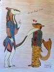 Gotta Love Sergal Floof ^w^ (COMPLETE) by Vincent-Wullf