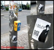 I BELIEVE IN SHERLOCK in Dresden/Germany by XxGogetaCatxX