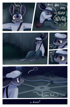 Crossed Out - Ch1 p36 by geckoZen
