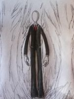 Slender man by SadexTammy
