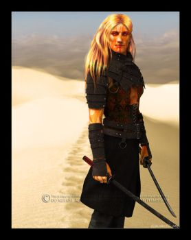 Desert Walker by Mavrosh