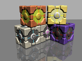 more cubes by DimensionSifter