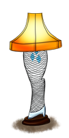 Request: Ponified Leg Lamp by StormCrow-42