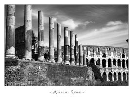 Ancient Rome by frescendine