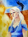 dracarys by Ithilloth