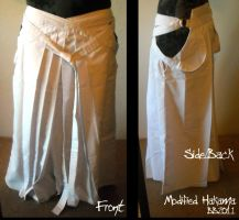 Modified Hakama by Magpieb0nes