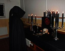 Invocation of thy Master SATAN by satanen