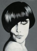 60s haircut by AgnesPlatt