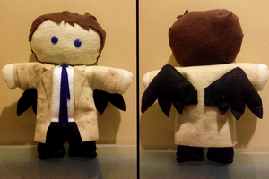 Cas Doll by BrandCereal