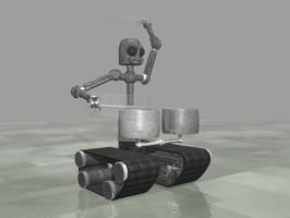 robo drum by Kluwe