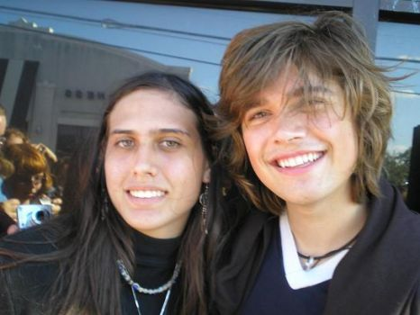 Zac Hanson and Me by ReverseTheEclipse