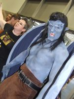 Voice Actor from Gargoyles by EyonSplicer