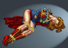 monsieurpaul's Supergirl by deberzer
