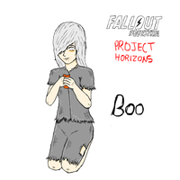 Boo humanized by glue123