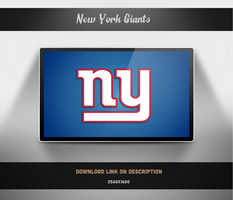 New York Giants Superbowl Wallpaper by theminimalisto