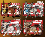 [Closed] Star Eater New Batch [Auction] by Blackcat-Glasses