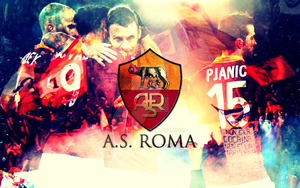 AS Roma by mch8