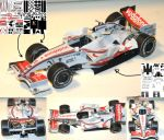 Paper Formula 1 car by Iardacil