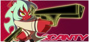 Scanty by MagnaStorm