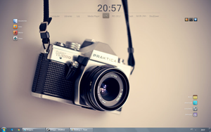 Photo Desktop by droidsz