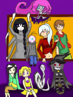 The Gallery Oct Crew part 1 by Banzaigirl260